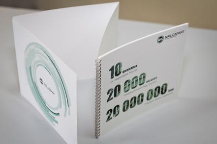 Разработка брошюры дизайн